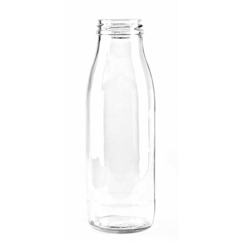 weithalsflasche 500ml wei to48 flaschen ausstattung. Black Bedroom Furniture Sets. Home Design Ideas