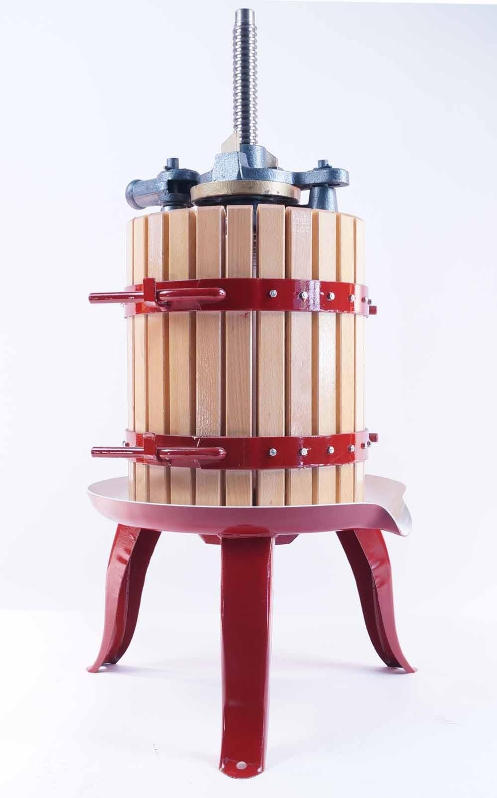 obst und beerenpresse mit mechanischem druckwerk b 100 maschinen ger te. Black Bedroom Furniture Sets. Home Design Ideas