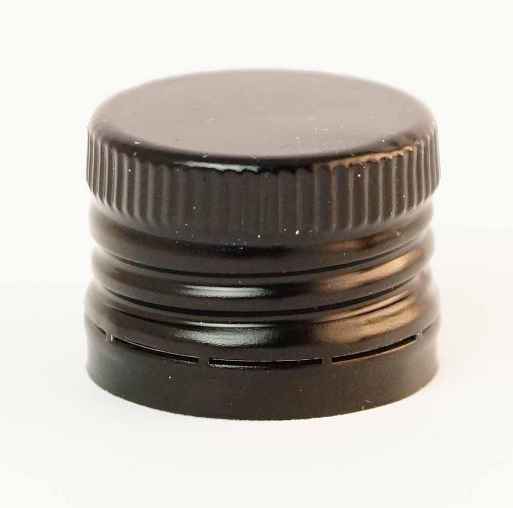 handschraubverschluss schwarz mit ausguss pp31 5 schraubverschl sse verschl sse flaschen. Black Bedroom Furniture Sets. Home Design Ideas