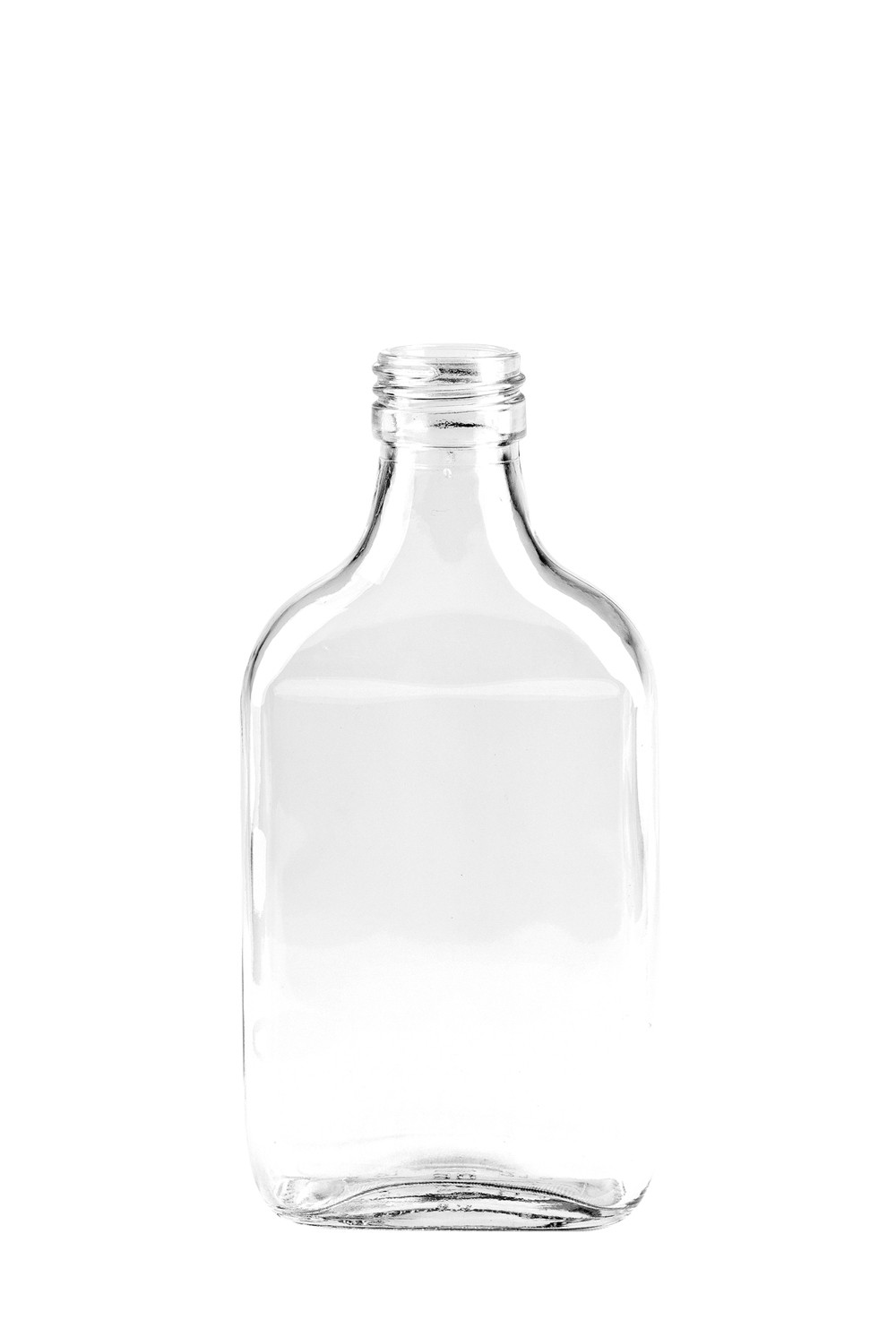 taschenflasche 200ml wei pp28 spirituosenflaschen flaschen flaschen ausstattung. Black Bedroom Furniture Sets. Home Design Ideas