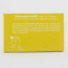 Kaliumdisulfit 10x1 g
