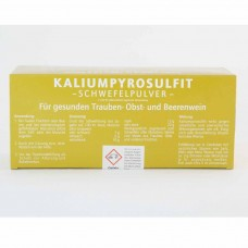 Kaliumdisulfit 100x10 g