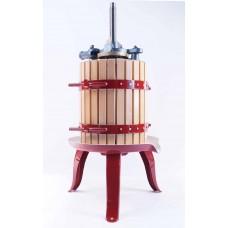 Obst- und Beerenpresse mit mechanischem Druckwerk  B 10