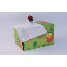 Bag in Box - Karton 5 liter