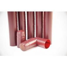 Thermo-Schrumpfkapseln Bordeauxrot 31x60 mm / VPE 100st