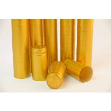 Thermo-Schrumpfkapseln Gold 33x50 mm / VPE 100st