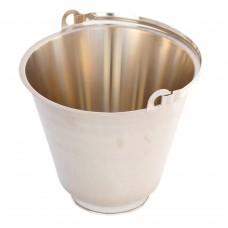 Edelstahleimer 12 Liter