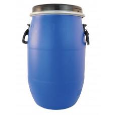 Maischefass 30 Liter blau