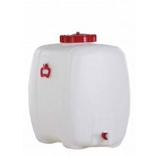 Getränkefass oval 100 Liter